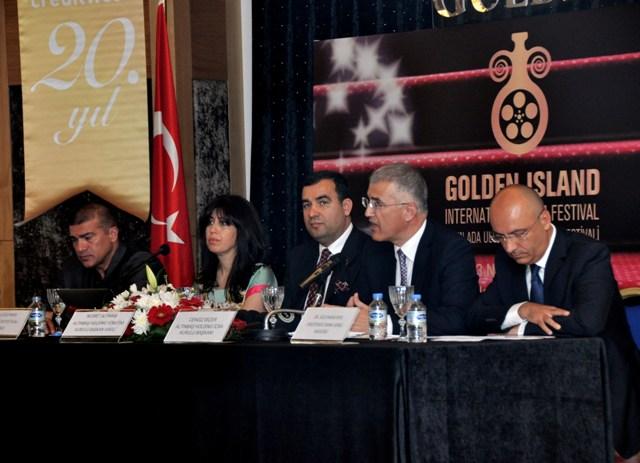 """""""I. Altın Ada Uluslararası Film Festivali""""ne doğru"""