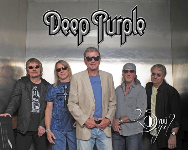 Turizmciler Deep Purple için seferber oldu