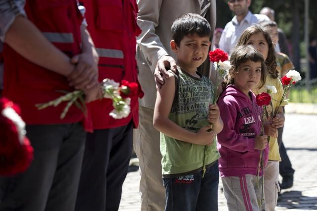 Soma'da 432 çocuk yetim kaldı