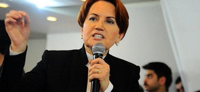 İYİ Parti lideri Meral Akşener'den AKP'ye: Winter is coming