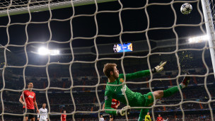 Madrid kaplanı David de Gea
