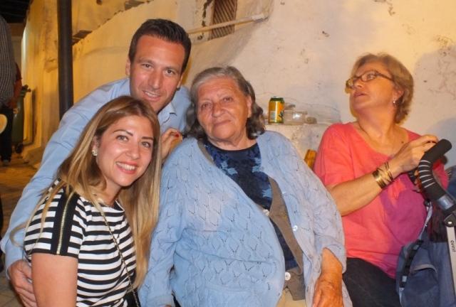 Mustafa Şener seçim gezilerine devam ediyor