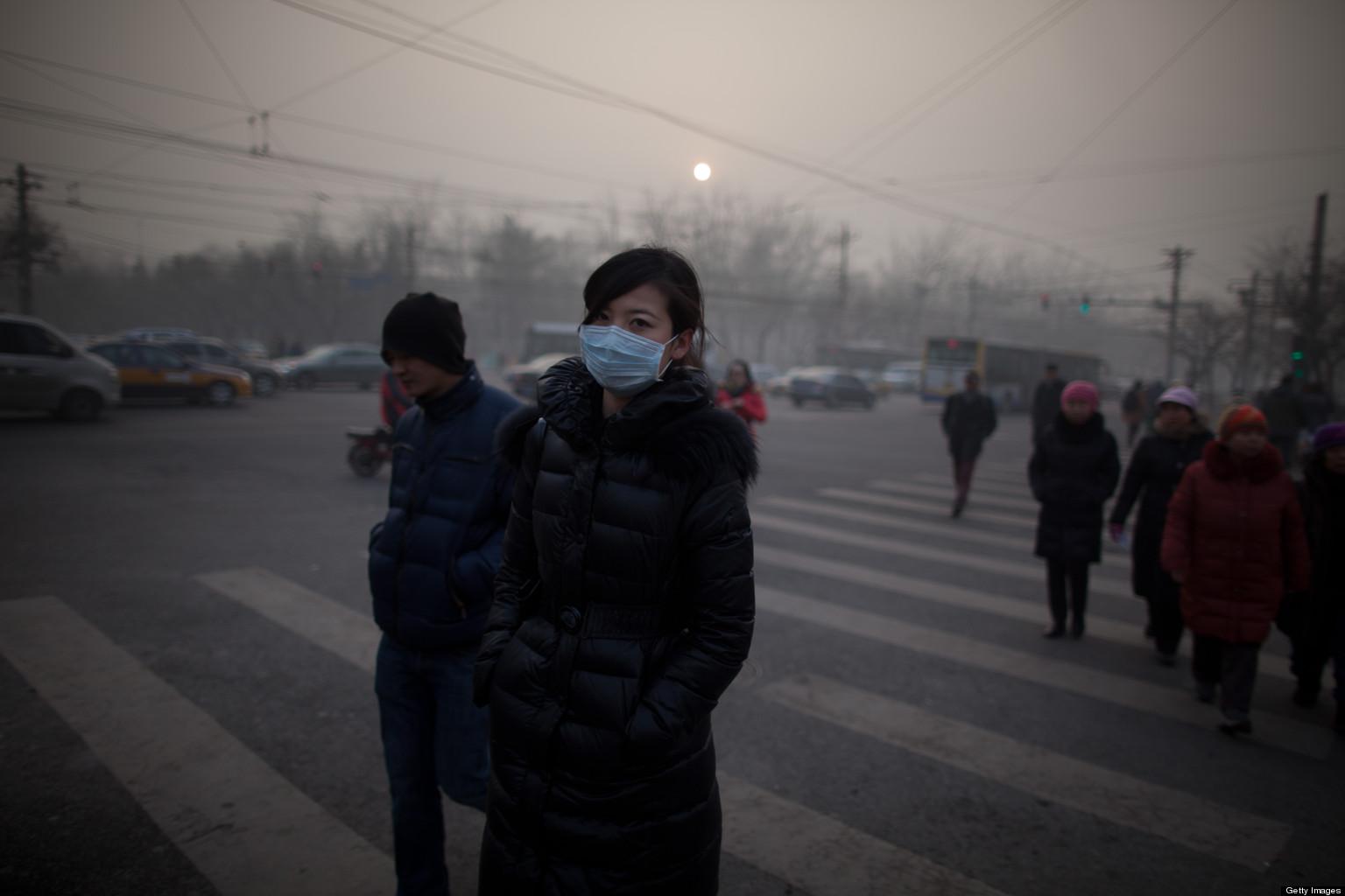 Çin 6 milyon aracı trafikten men ediyor