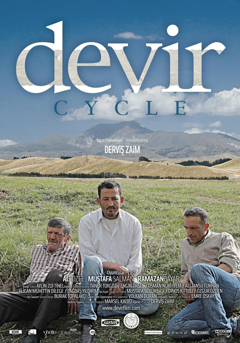 Derviş Zaim'in Devir filminin galası Mağusa'da yapılıyor