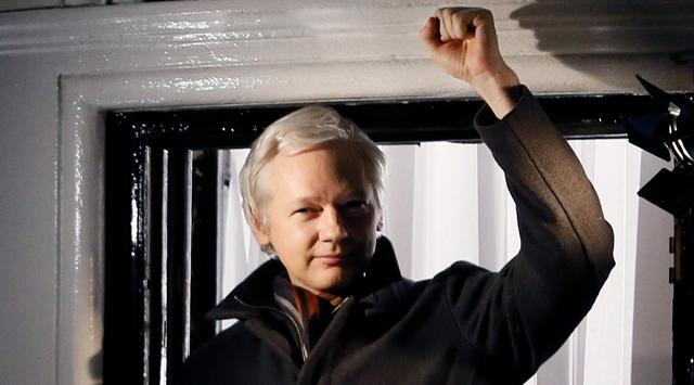 Julian Assange siyasete girmeye hazırlanıyor