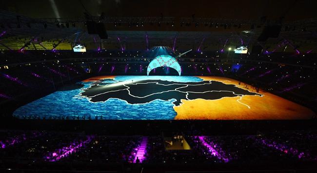 Akdeniz Oyunları Sona Erdi