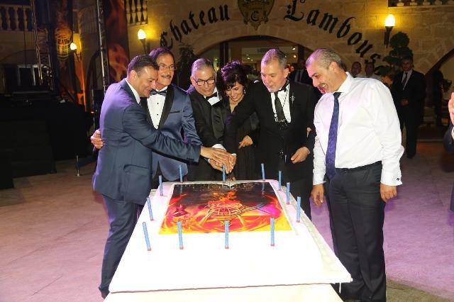 GAÜ 30'uncu onur yılını görkemli gala gecesi ile kutladı