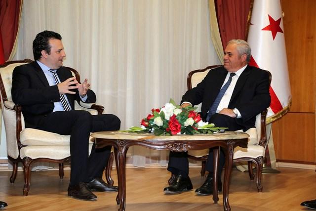 """""""Akdeniz'deki doğal gaz çok taraflı bir fırsat"""""""