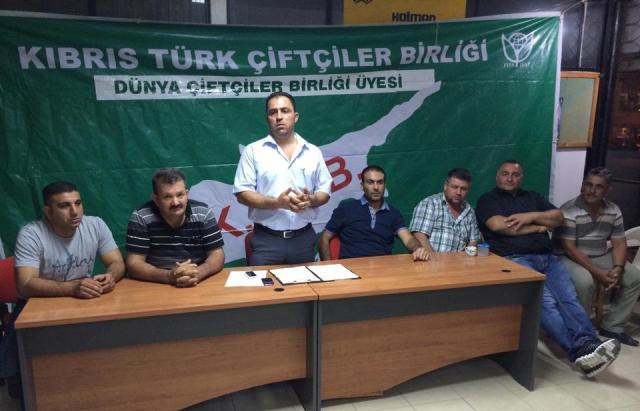 Üreticiler Birliği, Çiftçiler Birliği eylemine destek verecek