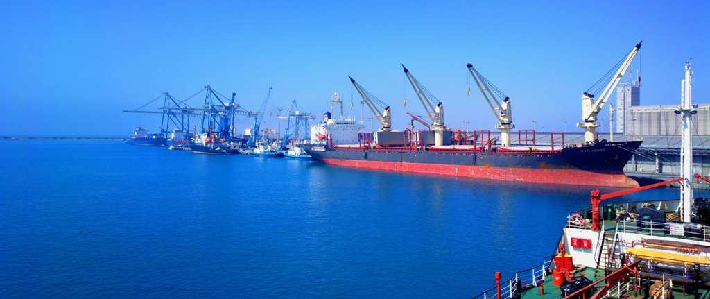 Limasol'da deniz taşımacılığı görüşüldü