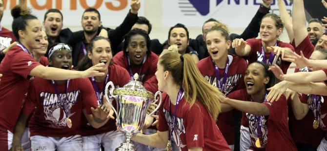 Yakın Doğu Üniversitesi FIBA Kadınlar Avrupa Süper Kupasında Finali Rus Takım Dynamo Kursk İle Oynayacak…