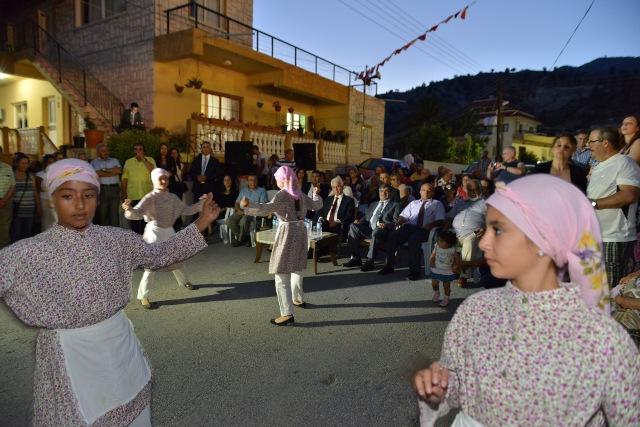 Çınarlı Kültür Sanat Festivali tamamlandı
