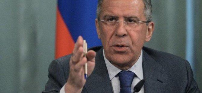 """""""Rusya'dan adil çözüme destek"""""""