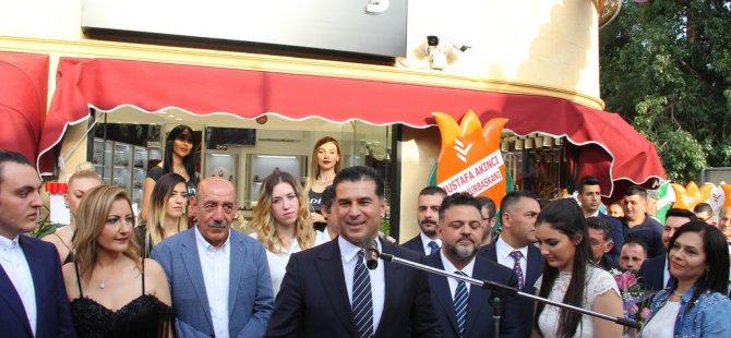 """Başbakan Özgürgün: """"Küçük işletmelerin büyümesiyle ekonomi de büyüyor"""""""