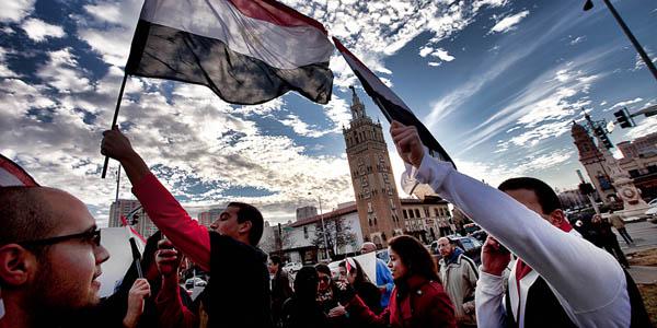 Mısır'da gösteriler hız kesmiyor