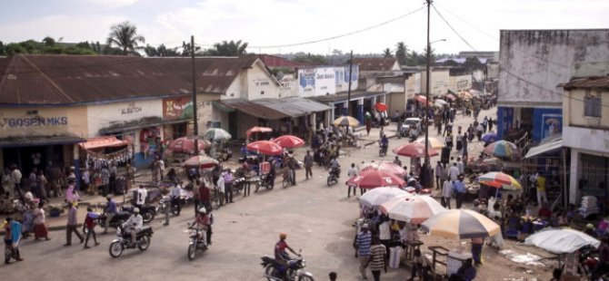 Kongo Demokratik Cumhuriyeti'nde toplu mezar sayısı artıyor