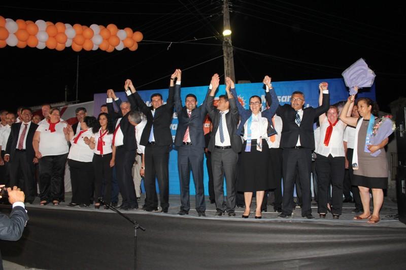 Geçitkale'de Oran'dan Gövde Gösterisi