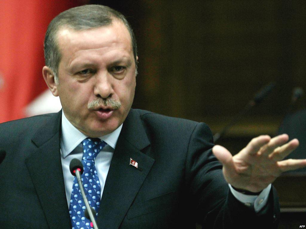 Erdoğan Irak'a heyet gönderdi
