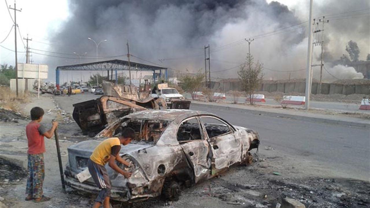 Suriye IŞİD'i vurdu: En az 16 ölü