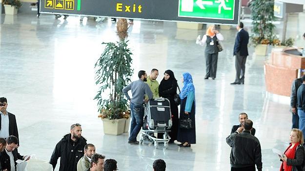 Türk vatandaşları Libya'dan ayrılıyor