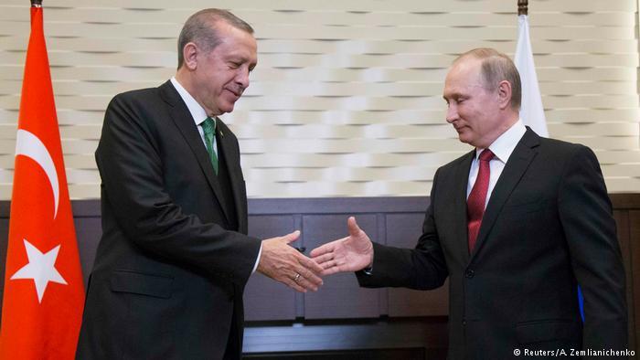 Putin- Erdoğan görüşmesi bitti