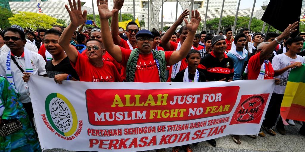 Malezya'da 'Allah' kelimesi Hristiyanlara yasak