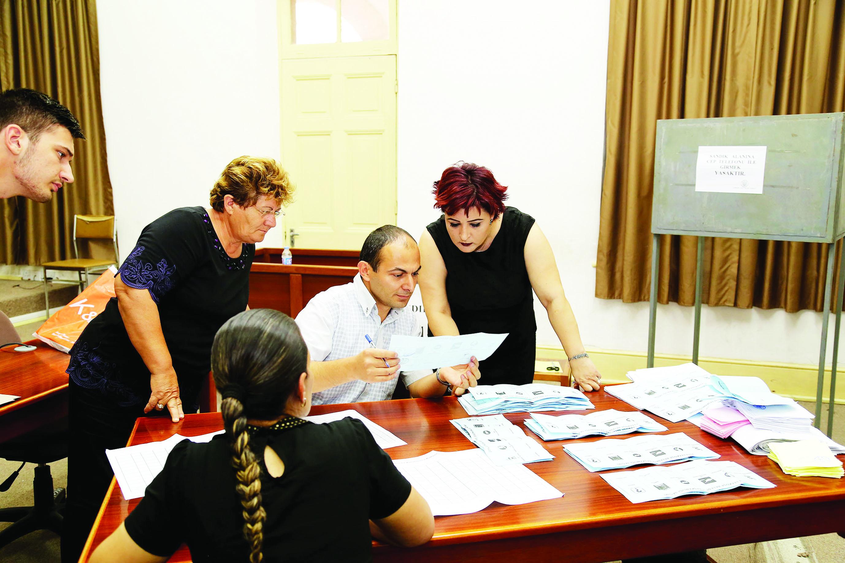Belediye Meclis üyeleri belirlendi