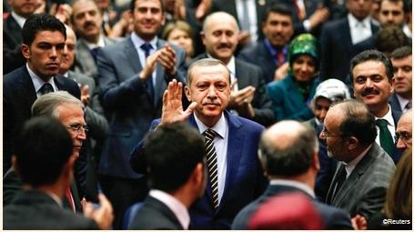 Financial Times: Erdoğan'ın büyük hırsı