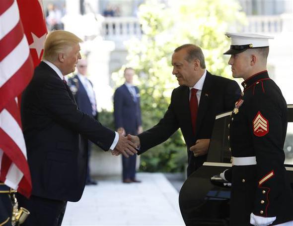 Erdoğan'dan Trump'a net mesaj