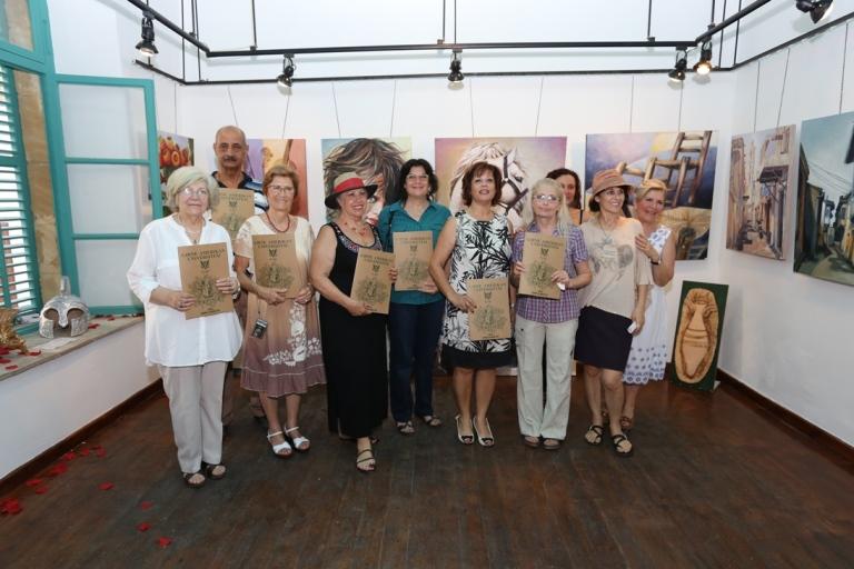 GAÜ-Monart Galeri ortak sergisi sergi sona erdi