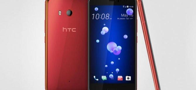 Karşınızda HTC U11 ve yeni özellikleri!
