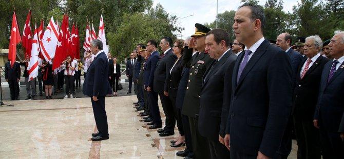 19 Mayıs Atatürk'ü Anma Gençlik ve Spor Bayramı KKTC'de de kutlanıyor