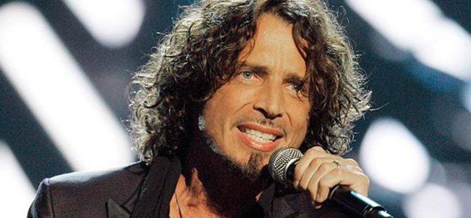 Ünlü müzisyen Chris Cornell'in kendini astığı ortaya çıktı