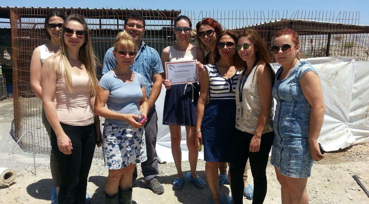 Kuzey Kıbrıs Turkcell'den duyarlı etkinlik!