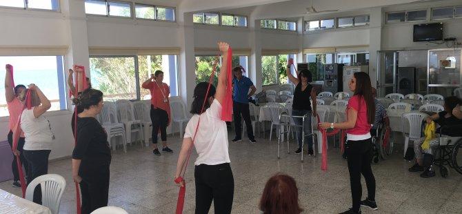 2. MS Kampı Lapta Gençlik Kampı'nda gerçekleşti