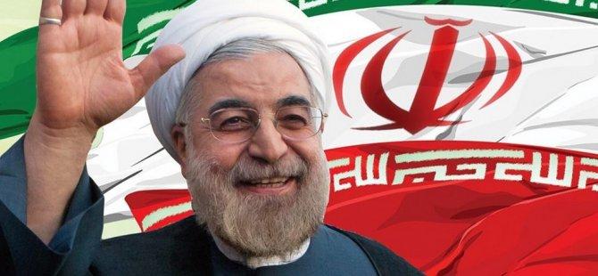 İran'da cumhurbaşkanlığı seçimlerinde Ruhani önde