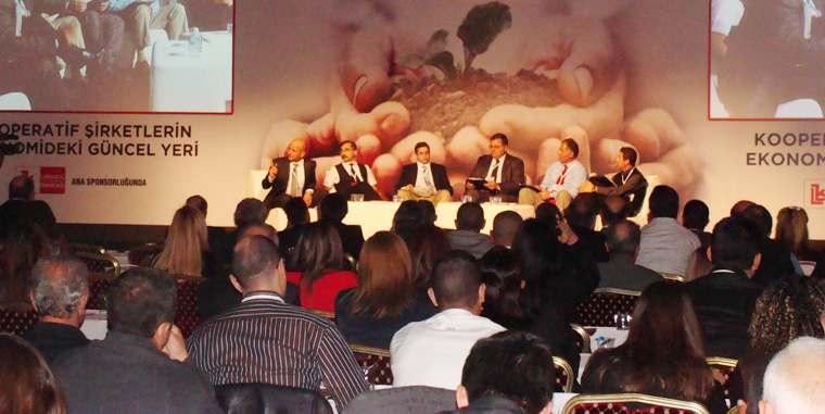 Limasol Bankası Uluslararası Kooperatifler Gününü Kutladı
