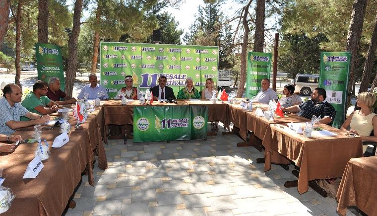 Dikmen Belediyesi'nin 11 Meşale Festivali yarın başlıyor