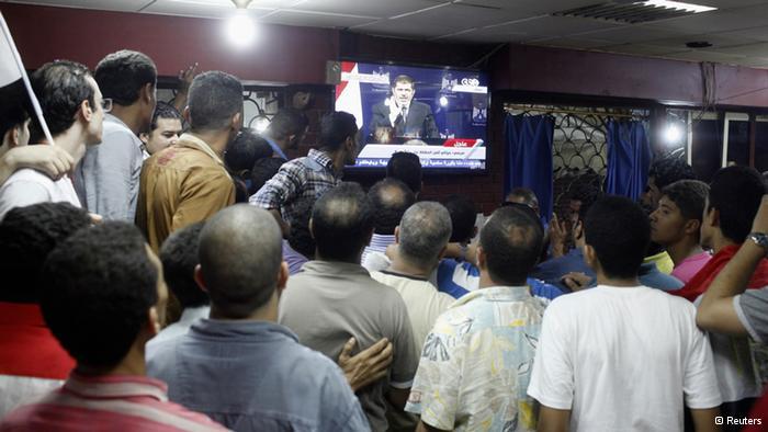 Mısır'da Kritik Saatler