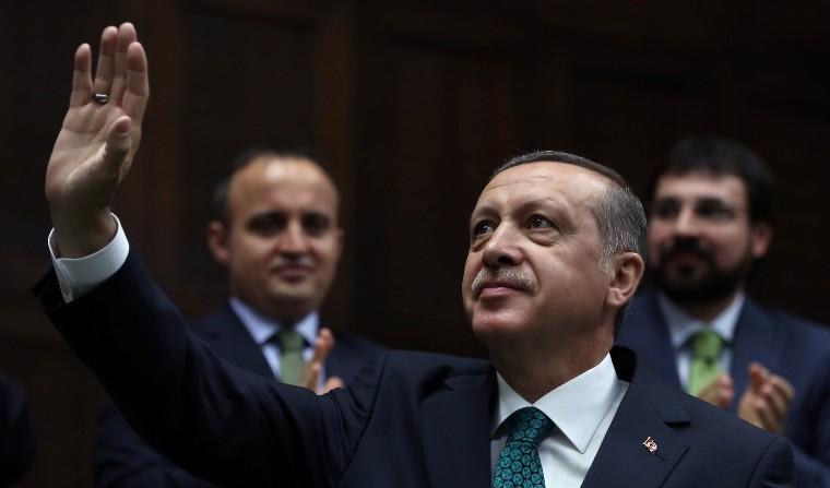 "Erdoğan, ""adaylığımız Anayasa'ya uygundur"""