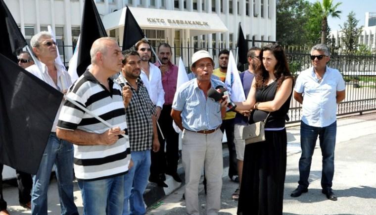 Esnaf ve Zanaatkârlar Odası Başbakanlık kapısına dayandı