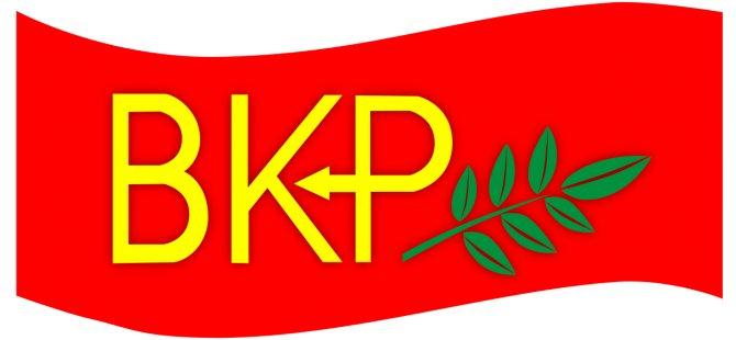 BKP, destek vereceği belediyeleri açıkladı
