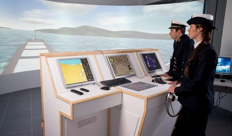 GAÜ uluslararası denizcilik eğitiminde iddialı