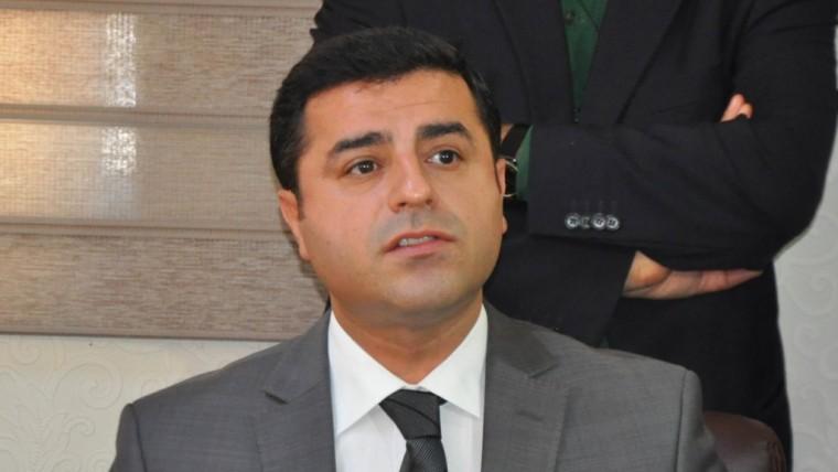 Demirtaş'a 'AKP ile pazarlık' sorusu