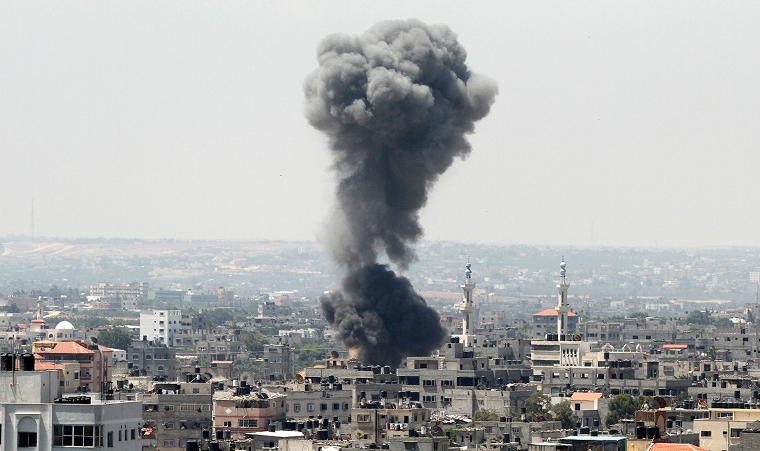 İsrail - Hamas çatışması şiddetleniyor