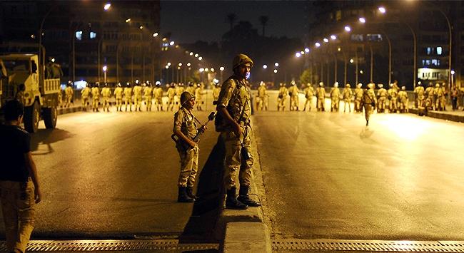 Mısır'da Musri'ye Askeri Darbe
