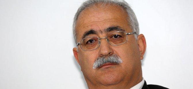"""İzcan: """"Ortadoğu'da yaşanan kriz bir Akdeniz krizine dönüşmektedir"""""""