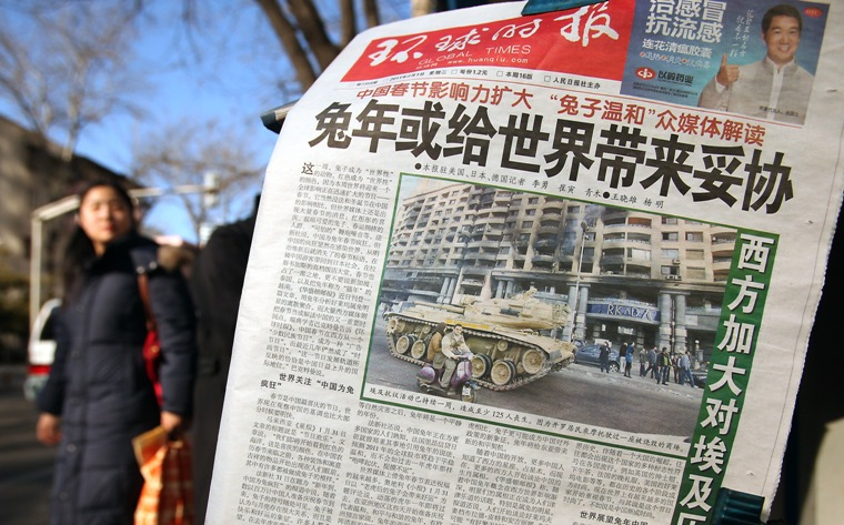 Çin'de basına 'sus' baskısı artıyor