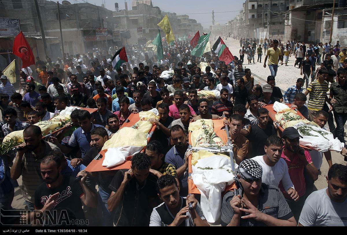 İsrail masum kanı dökmeye devam ediyor