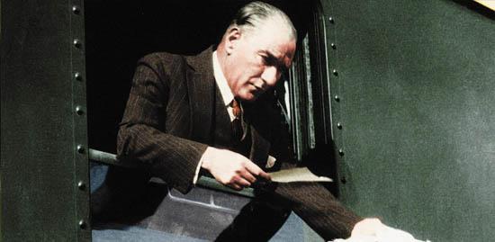 Atatürk İle 23 Eylül 1923'te Yapılan O Röportaj...